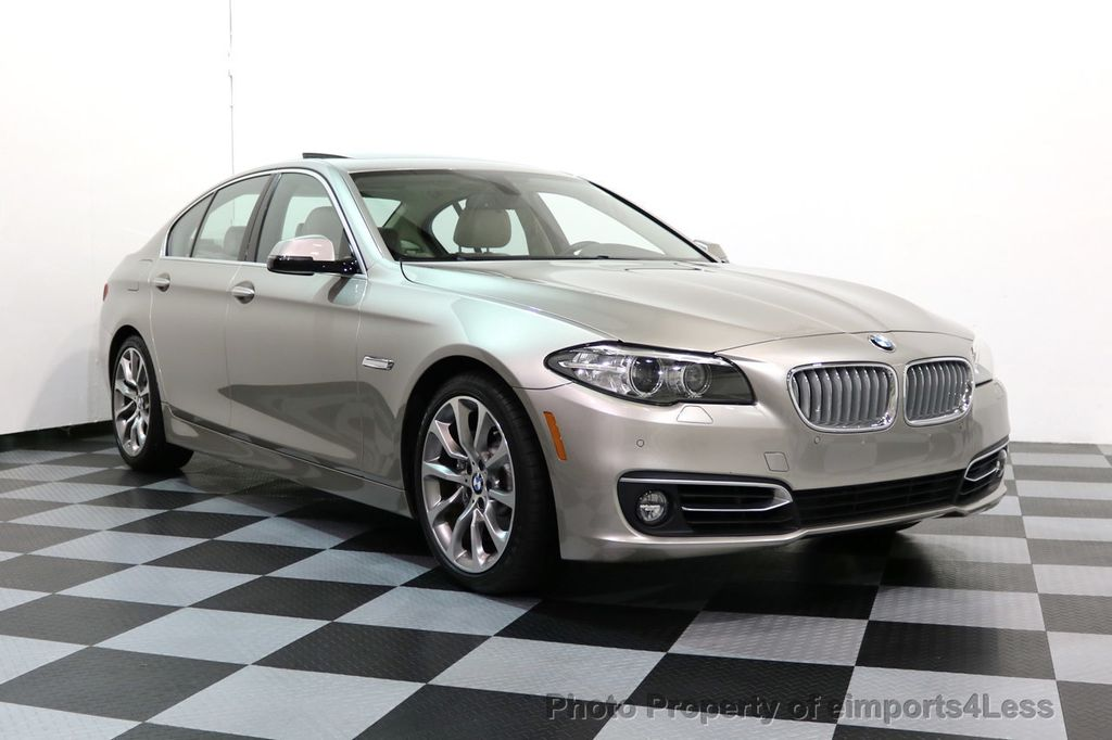 2014 BMW 5 Series CERTIFIED 535d xDRIVE Modern Line AWD Turbo Diesel  - 17111179 - 52