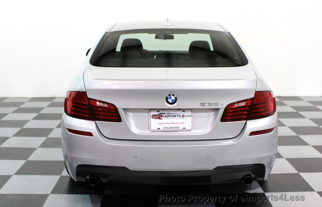 2014 BMW 5 Series CERTIFIED 535i M Sport Package CAMERA / HUD / NAVI - 16006726 - 16