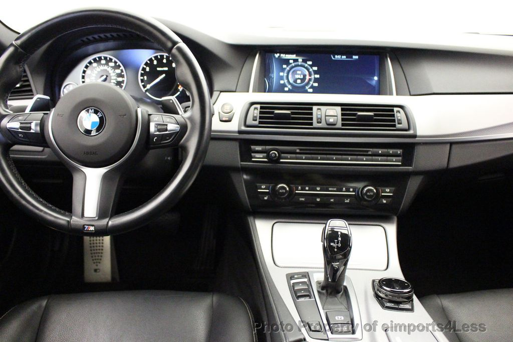 2014 BMW 5 Series CERTIFIED 535i M Sport Package CAMERA / HUD / NAVI - 16006726 - 24