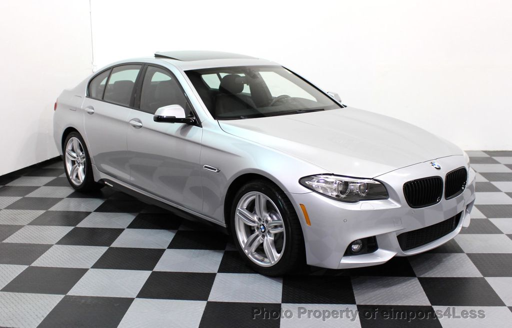 2014 BMW 5 Series CERTIFIED 535i M Sport Package CAMERA / HUD / NAVI - 16006726 - 29