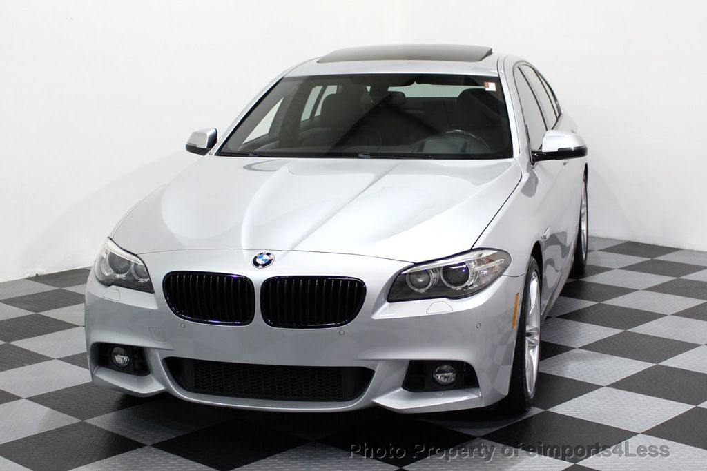 2014 BMW 5 Series CERTIFIED 535i M Sport Package CAMERA / HUD / NAVI - 16006726 - 39