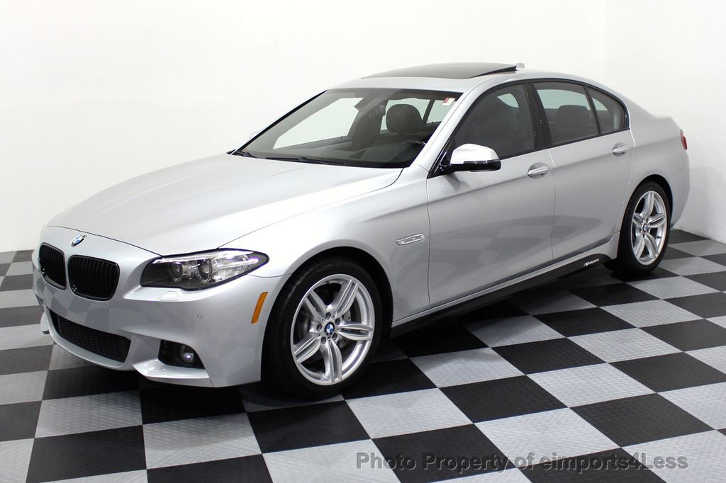 2014 BMW 5 Series CERTIFIED 535i M Sport Package CAMERA / HUD / NAVI - 16006726 - 52