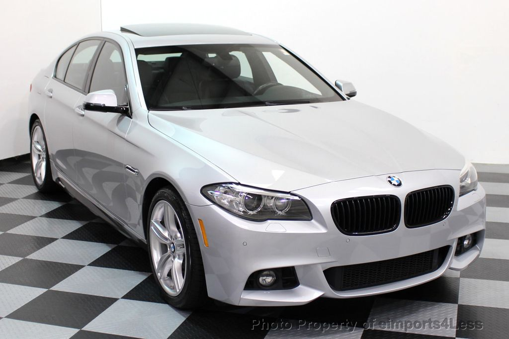2014 BMW 5 Series CERTIFIED 535i M Sport Package CAMERA / HUD / NAVI - 16006726 - 53