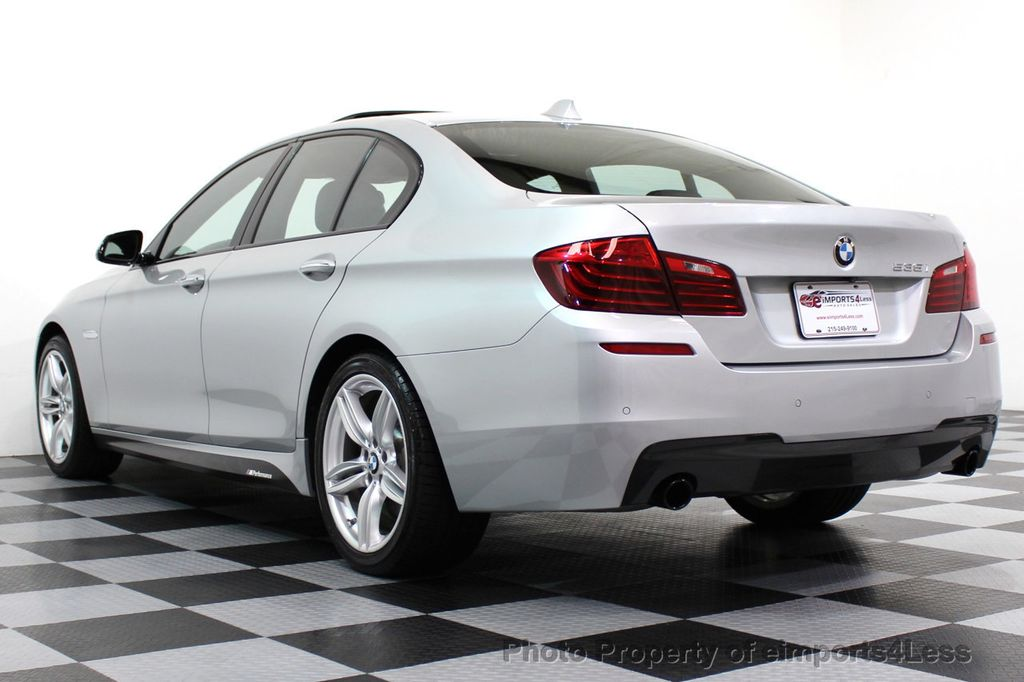 Bmw 535 Reviews >> 2014 Used BMW 5 Series CERTIFIED 535i M Sport Package CAMERA / HUD / NAVI at eimports4Less ...