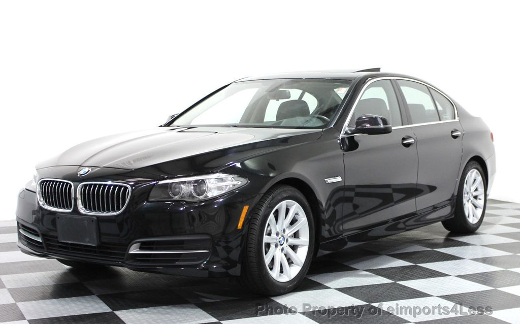 2014 Used Bmw 5 Series Certified 535i Xdrive Awd Driver Assist