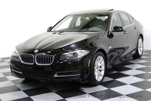 2014 BMW 5 Series CERTIFIED 535i xDRIVE AWD DRIVER ASSIST NAVIGATION - 16087923 - 0
