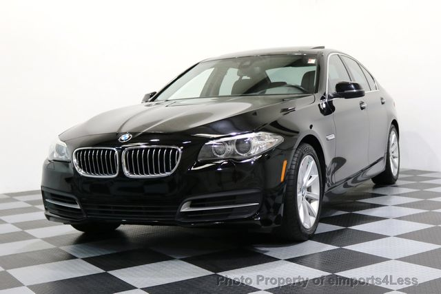 2014 BMW 5 Series CERTIFIED 535i xDRIVE AWD DRIVER ASSIST NAVIGATION - 16087923 - 13
