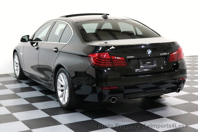 2014 BMW 5 Series CERTIFIED 535i xDRIVE AWD DRIVER ASSIST NAVIGATION - 16087923 - 15