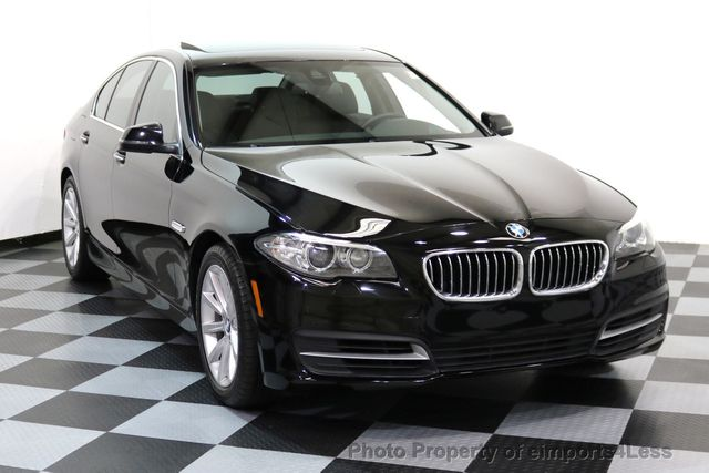 2014 BMW 5 Series CERTIFIED 535i xDRIVE AWD DRIVER ASSIST NAVIGATION - 16087923 - 1