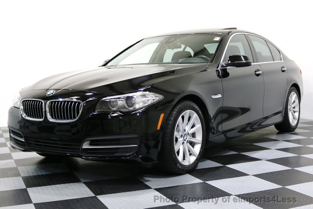 2014 BMW 5 Series CERTIFIED 535i xDRIVE AWD DRIVER ASSIST NAVIGATION - 16087923 - 26