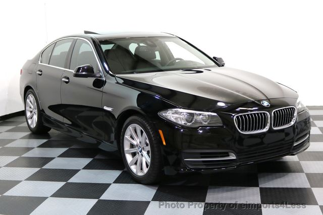 2014 BMW 5 Series CERTIFIED 535i xDRIVE AWD DRIVER ASSIST NAVIGATION - 16087923 - 27