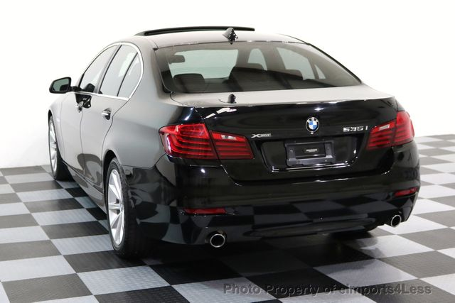 2014 BMW 5 Series CERTIFIED 535i xDRIVE AWD DRIVER ASSIST NAVIGATION - 16087923 - 2