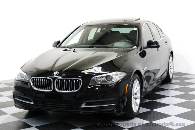 2014 BMW 5 Series CERTIFIED 535i xDRIVE AWD DRIVER ASSIST NAVIGATION - 16087923 - 39