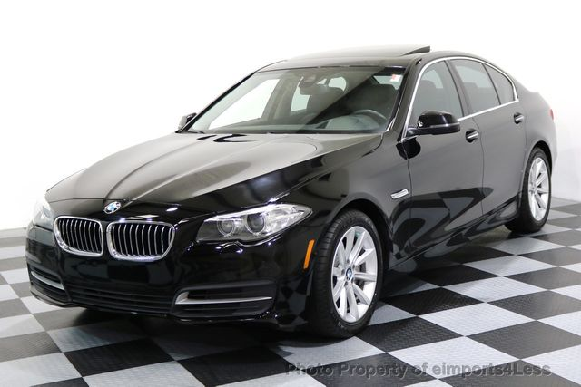2014 BMW 5 Series CERTIFIED 535i xDRIVE AWD DRIVER ASSIST NAVIGATION - 16087923 - 43