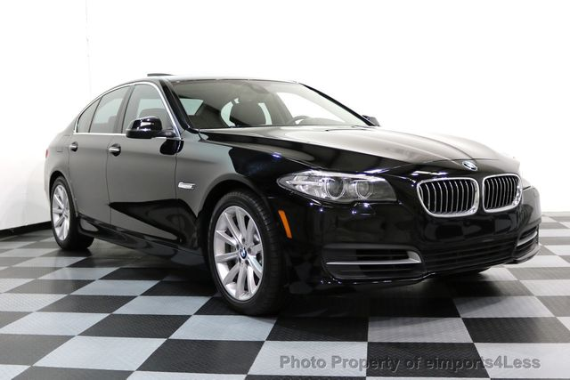 2014 BMW 5 Series CERTIFIED 535i xDRIVE AWD DRIVER ASSIST NAVIGATION - 16087923 - 46