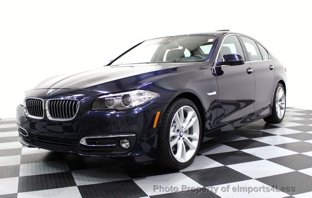 2014 BMW 5 Series CERTIFIED 535i xDRIVE Luxury Line AWD A/C SEATS NAVI - 16677039 - 13