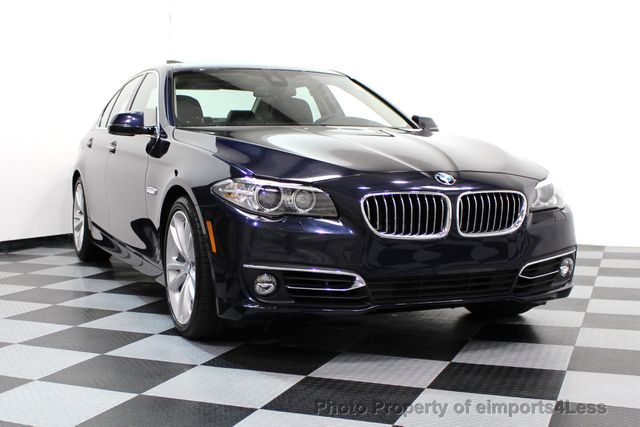 2014 BMW 5 Series CERTIFIED 535i xDRIVE Luxury Line AWD A/C SEATS NAVI - 16677039 - 14