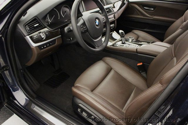 2014 BMW 5 Series CERTIFIED 535i xDRIVE Luxury Line AWD A/C SEATS NAVI - 16677039 - 20