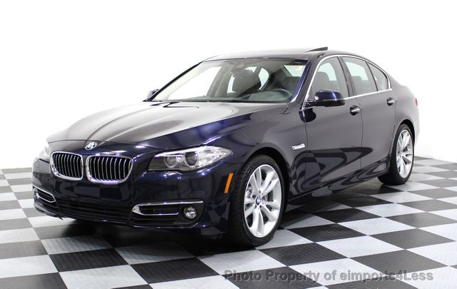 2014 BMW 5 Series CERTIFIED 535i xDRIVE Luxury Line AWD A/C SEATS NAVI - 16677039 - 26