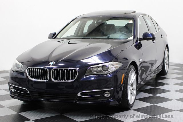 2014 BMW 5 Series CERTIFIED 535i xDRIVE Luxury Line AWD A/C SEATS NAVI - 16677039 - 38