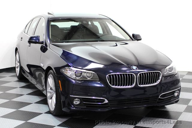 2014 BMW 5 Series CERTIFIED 535i xDRIVE Luxury Line AWD A/C SEATS NAVI - 16677039 - 39