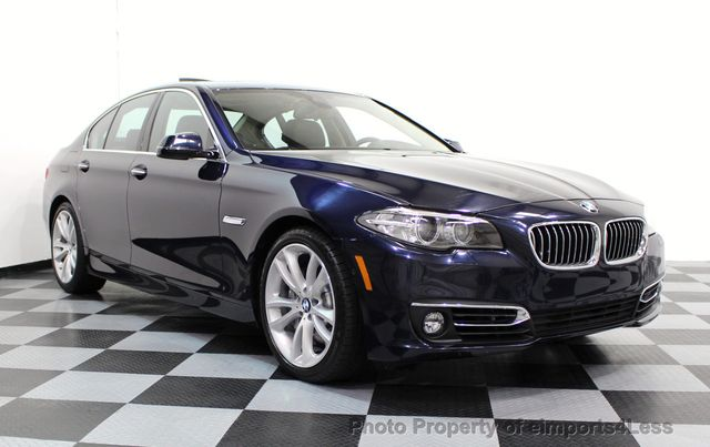 2014 BMW 5 Series CERTIFIED 535i xDRIVE Luxury Line AWD A/C SEATS NAVI - 16677039 - 44