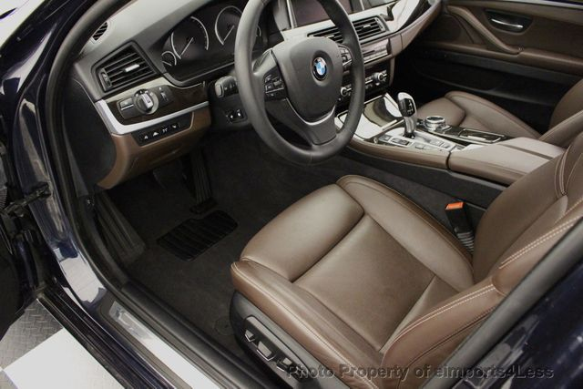 2014 BMW 5 Series CERTIFIED 535i xDRIVE Luxury Line AWD A/C SEATS NAVI - 16677039 - 7