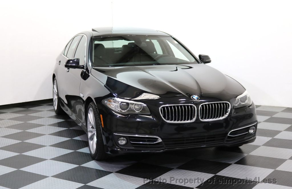 2014 BMW 5 Series CERTIFIED 535i xDRIVE LUXURY LINE AWD CAMERA / NAV - 16437528 - 14