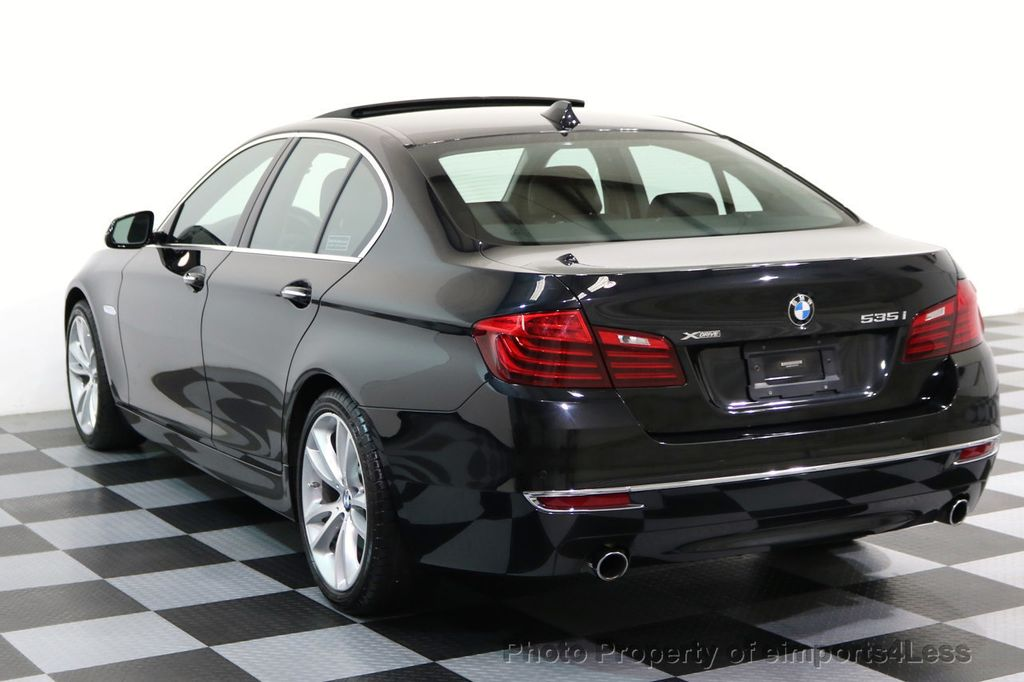 2014 BMW 5 Series CERTIFIED 535i xDRIVE LUXURY LINE AWD CAMERA / NAV - 16437528 - 2