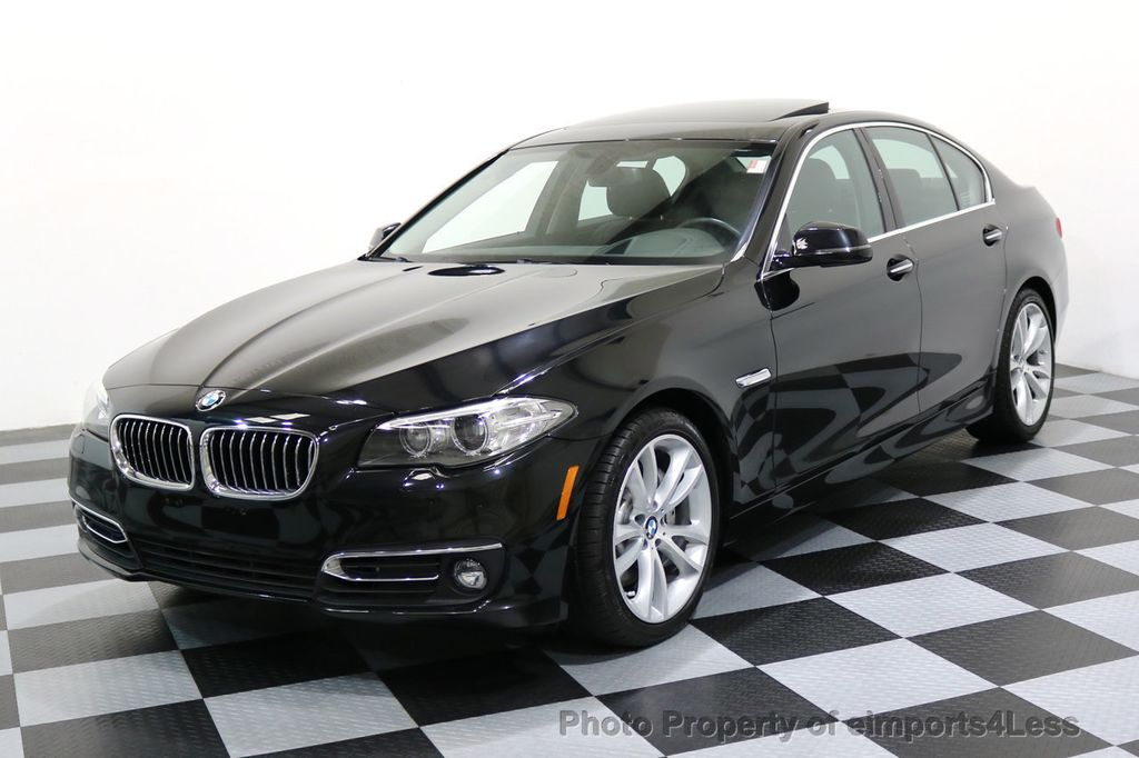 2014 BMW 5 Series CERTIFIED 535i xDRIVE LUXURY LINE AWD CAMERA / NAV - 16437528 - 29