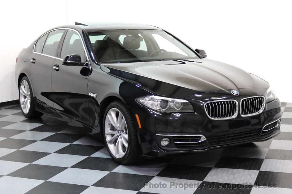 2014 BMW 5 Series CERTIFIED 535i xDRIVE LUXURY LINE AWD CAMERA / NAV - 16437528 - 30