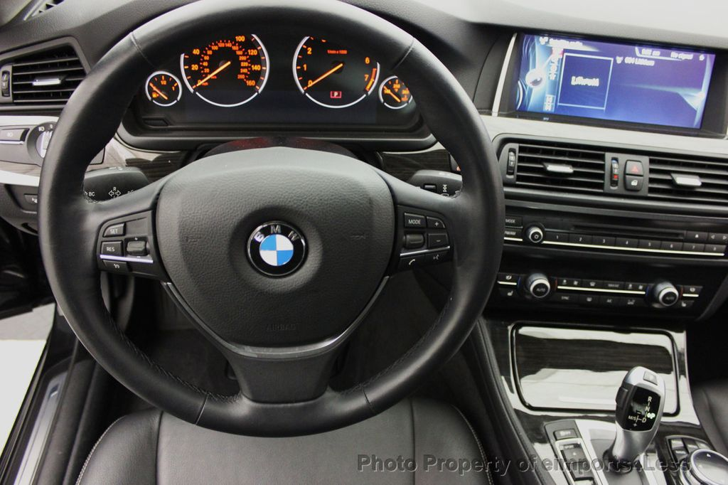 2014 BMW 5 Series CERTIFIED 535i xDRIVE LUXURY LINE AWD CAMERA / NAV - 16437528 - 35