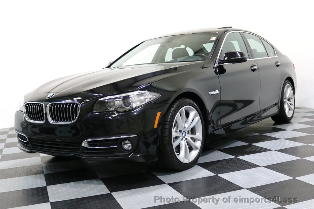 2014 BMW 5 Series CERTIFIED 535i xDRIVE LUXURY LINE AWD CAMERA / NAV - 16437528 - 41