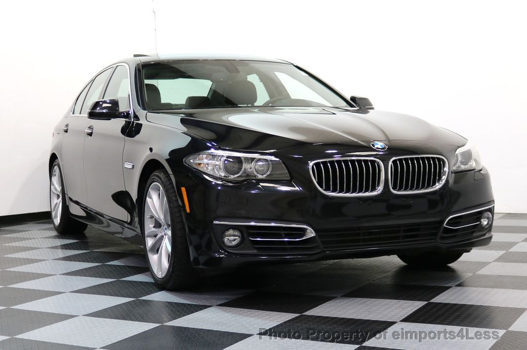 2014 BMW 5 Series CERTIFIED 535i xDRIVE LUXURY LINE AWD CAMERA / NAV - 16437528 - 42