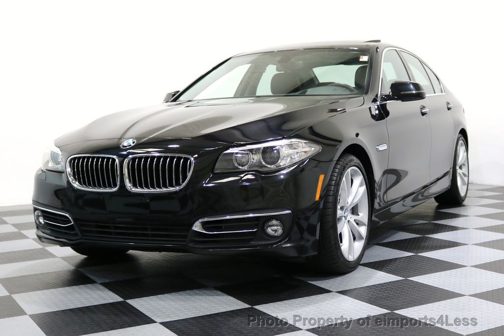 2014 BMW 5 Series CERTIFIED 535i xDRIVE LUXURY LINE AWD CAMERA / NAV - 16437528 - 45