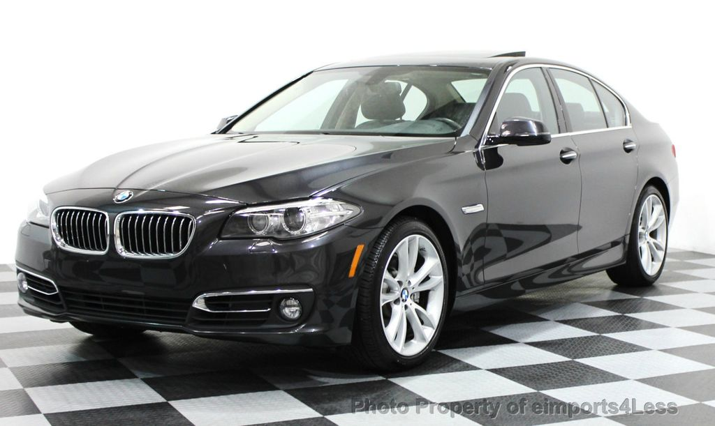 2014 BMW 5 Series CERTIFIED 535i xDRIVE Luxury Line AWD NAVIGATION - 16167103 - 0