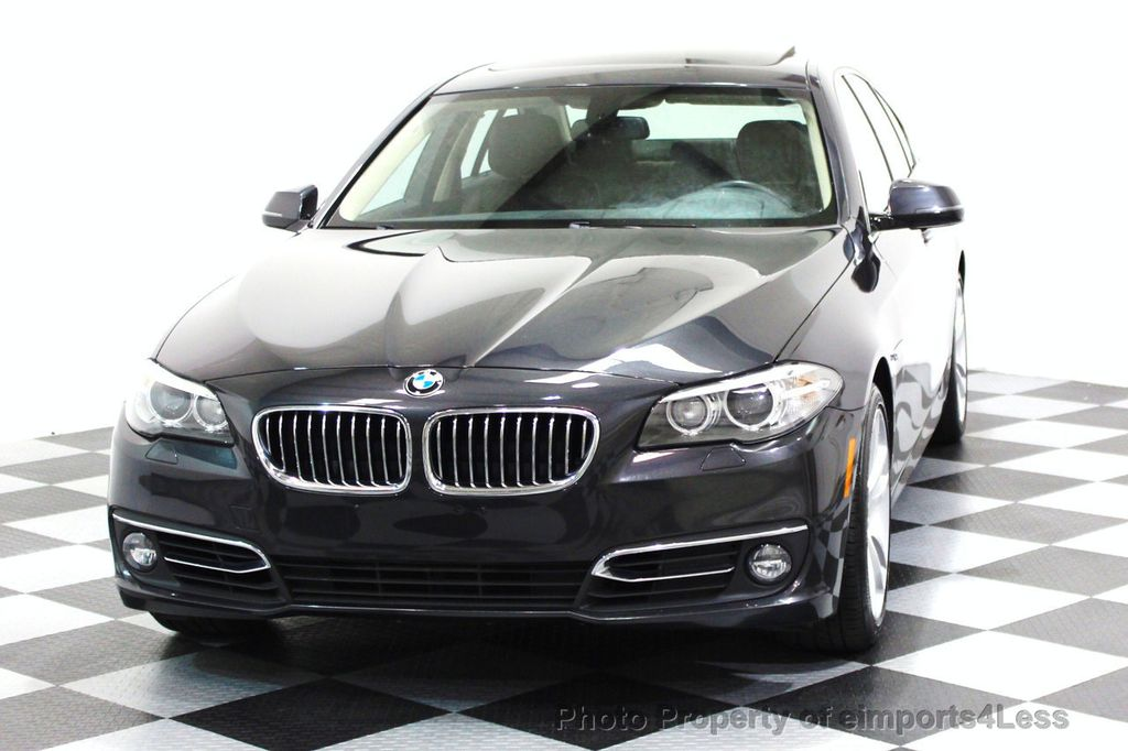2014 BMW 5 Series CERTIFIED 535i xDRIVE Luxury Line AWD NAVIGATION - 16167103 - 12