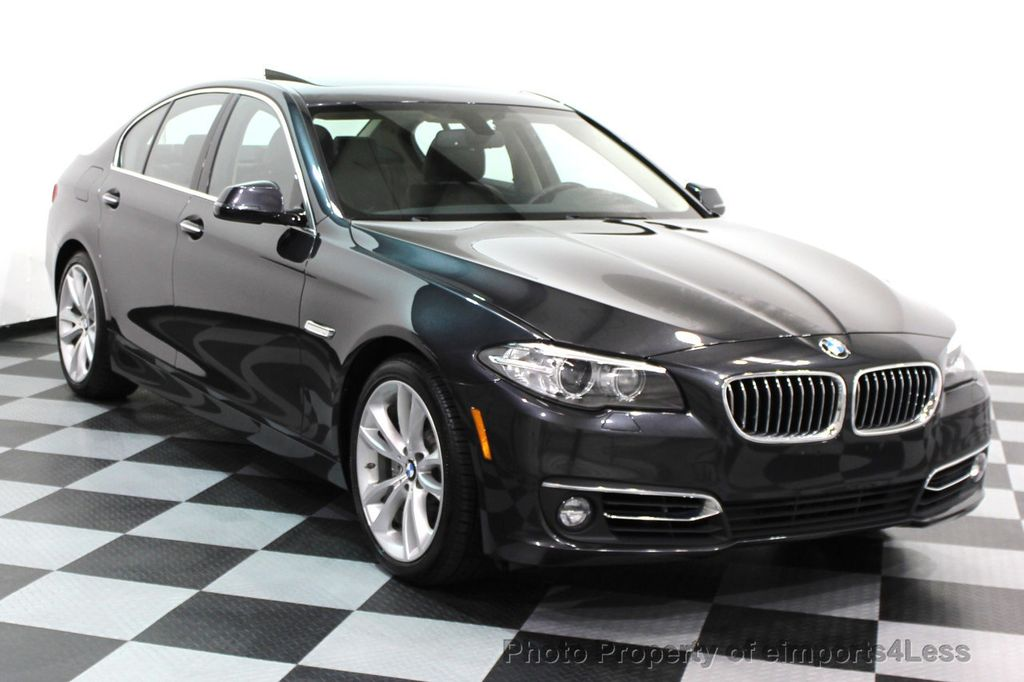 2014 BMW 5 Series CERTIFIED 535i xDRIVE Luxury Line AWD NAVIGATION - 16167103 - 14