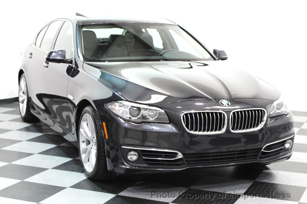 2014 BMW 5 Series CERTIFIED 535i xDRIVE Luxury Line AWD NAVIGATION - 16167103 - 15