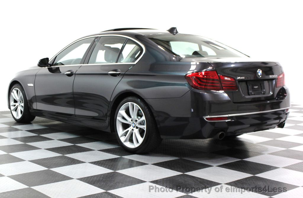 2014 BMW 5 Series CERTIFIED 535i xDRIVE Luxury Line AWD NAVIGATION - 16167103 - 16