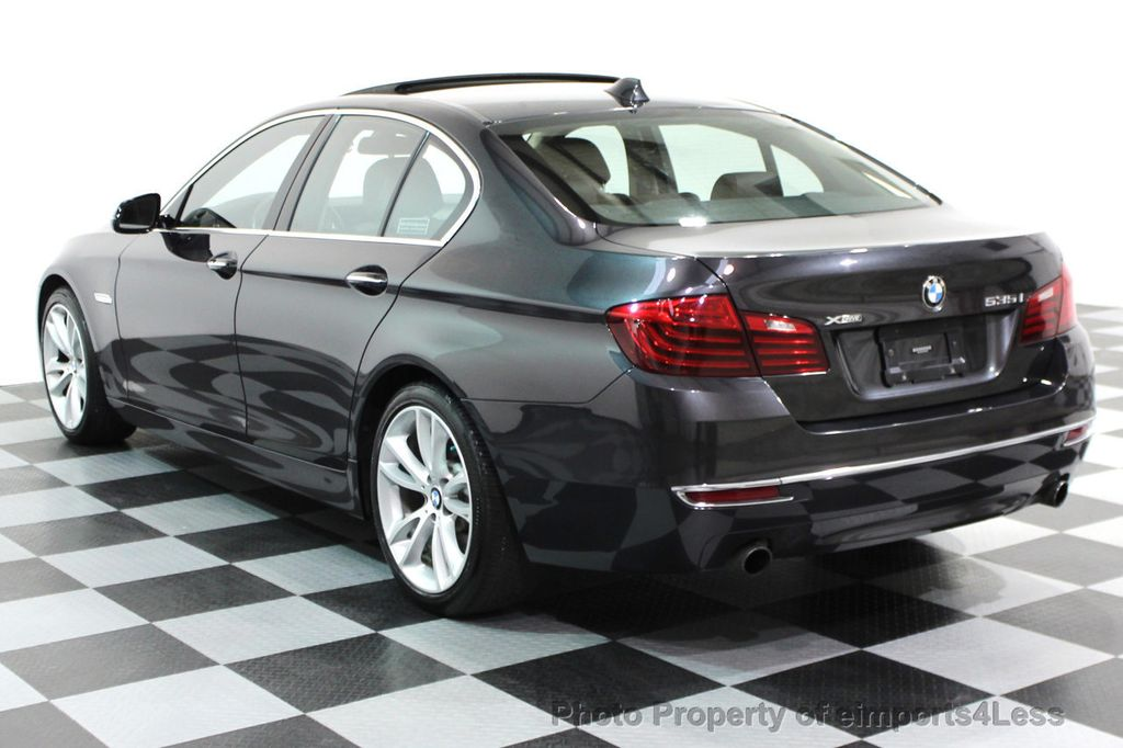 2014 BMW 5 Series CERTIFIED 535i xDRIVE Luxury Line AWD NAVIGATION - 16167103 - 17