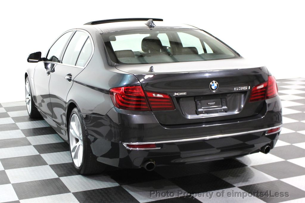 2014 BMW 5 Series CERTIFIED 535i xDRIVE Luxury Line AWD NAVIGATION - 16167103 - 18