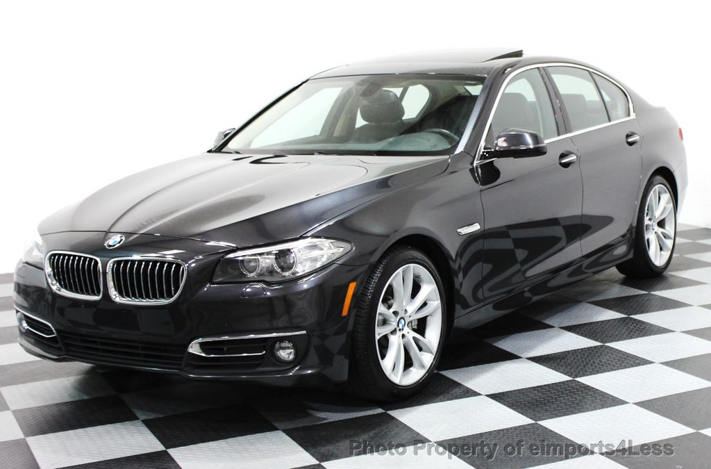 2014 BMW 5 Series CERTIFIED 535i xDRIVE Luxury Line AWD NAVIGATION - 16167103 - 25