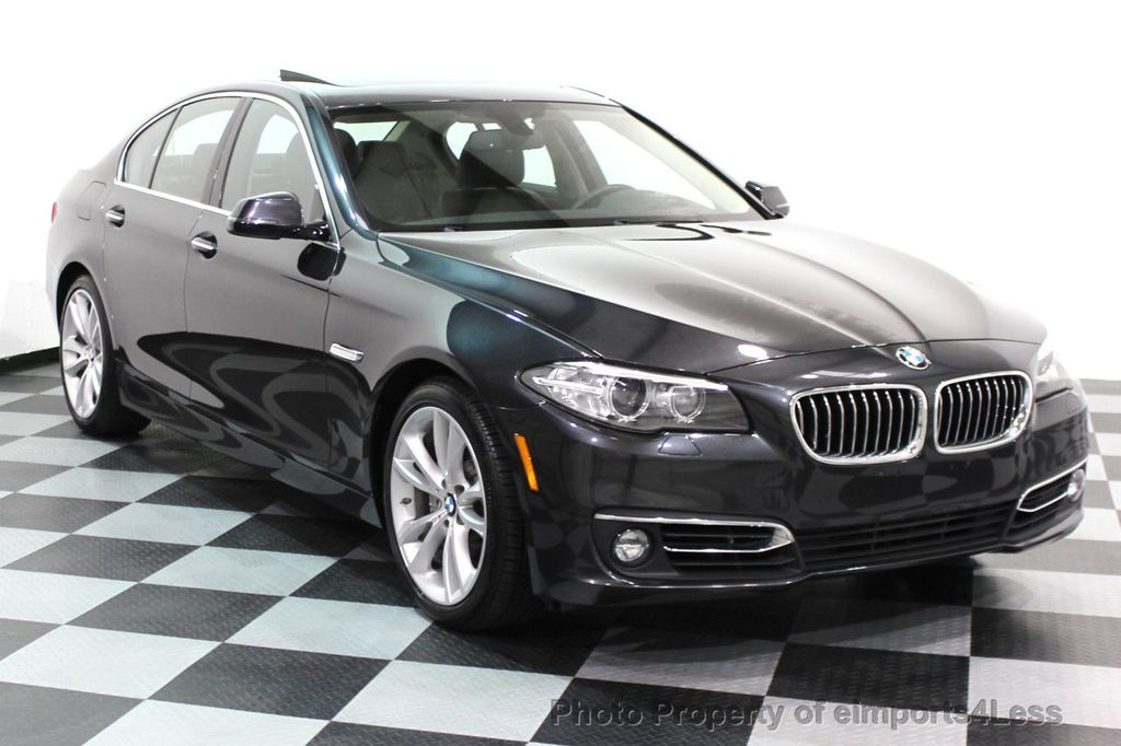 2014 BMW 5 Series CERTIFIED 535i xDRIVE Luxury Line AWD NAVIGATION - 16167103 - 27