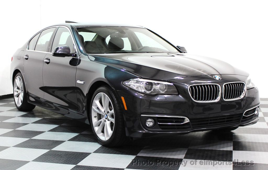 2014 BMW 5 Series CERTIFIED 535i xDRIVE Luxury Line AWD NAVIGATION - 16167103 - 28