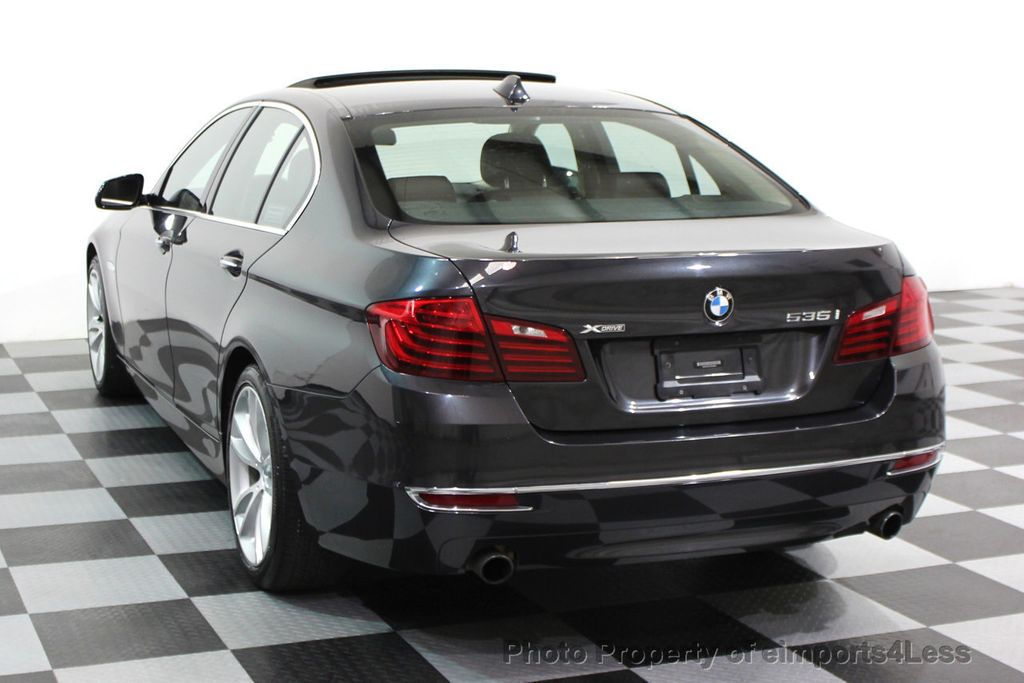 2014 BMW 5 Series CERTIFIED 535i xDRIVE Luxury Line AWD NAVIGATION - 16167103 - 2