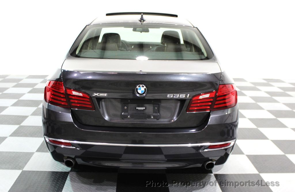 2014 BMW 5 Series CERTIFIED 535i xDRIVE Luxury Line AWD NAVIGATION - 16167103 - 30