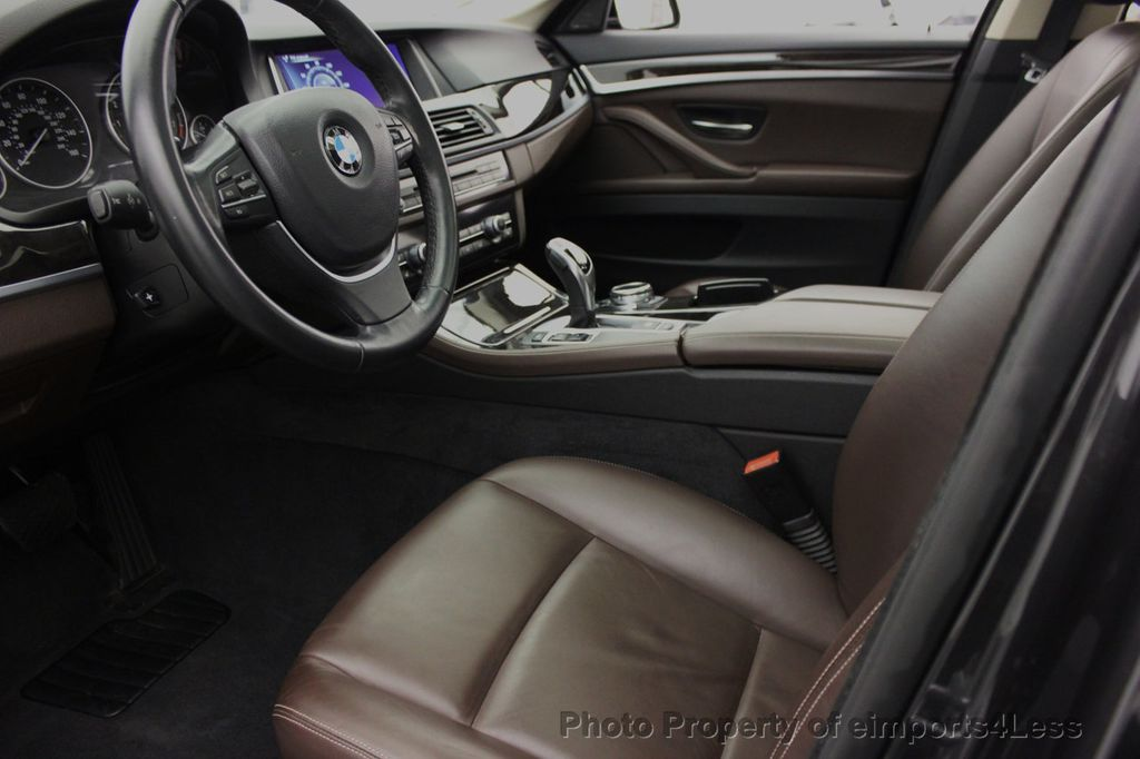 2014 BMW 5 Series CERTIFIED 535i xDRIVE Luxury Line AWD NAVIGATION - 16167103 - 42