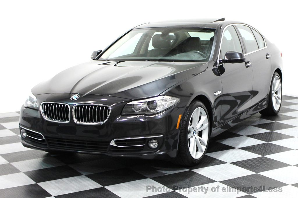 2014 BMW 5 Series CERTIFIED 535i xDRIVE Luxury Line AWD NAVIGATION - 16167103 - 59