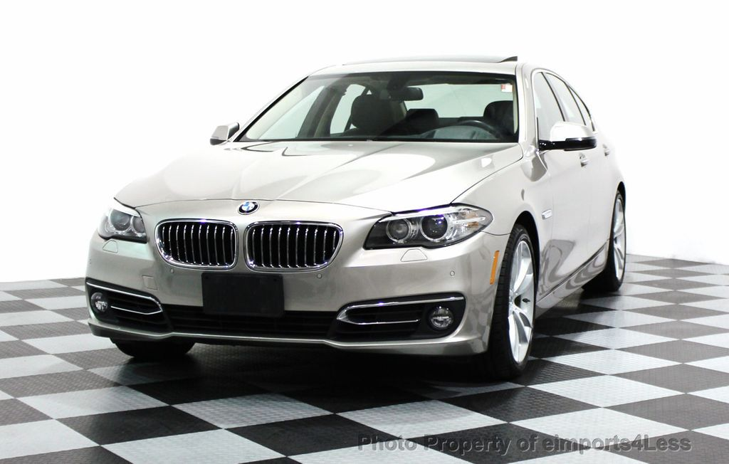 2014 BMW 5 Series CERTIFIED 535i xDRIVE LUXURY LINE AWD SEDAN - 16044046 - 0